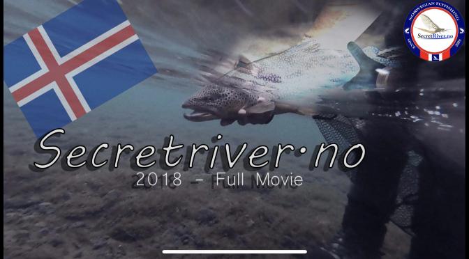 Fjorårets film fra Island er ferdig!